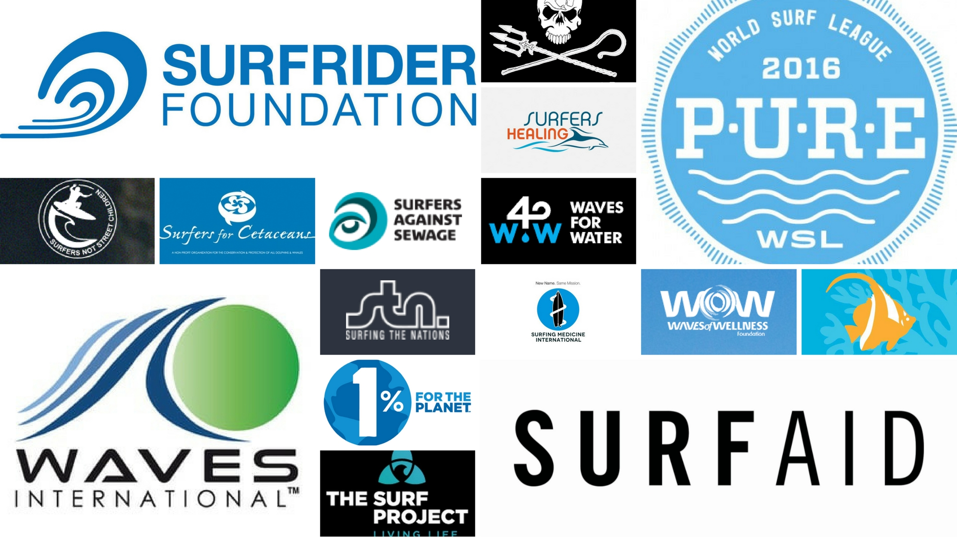 The Best Surf Charities | Surfd